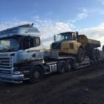 Scania Lowloader 1