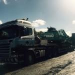Scania Lowloader 2
