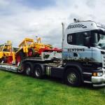 Scania Lowloader 5