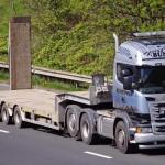 Scania Lowloader 6