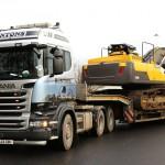Scania Lowloader 7