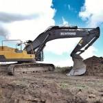 Volvo Excavator 2