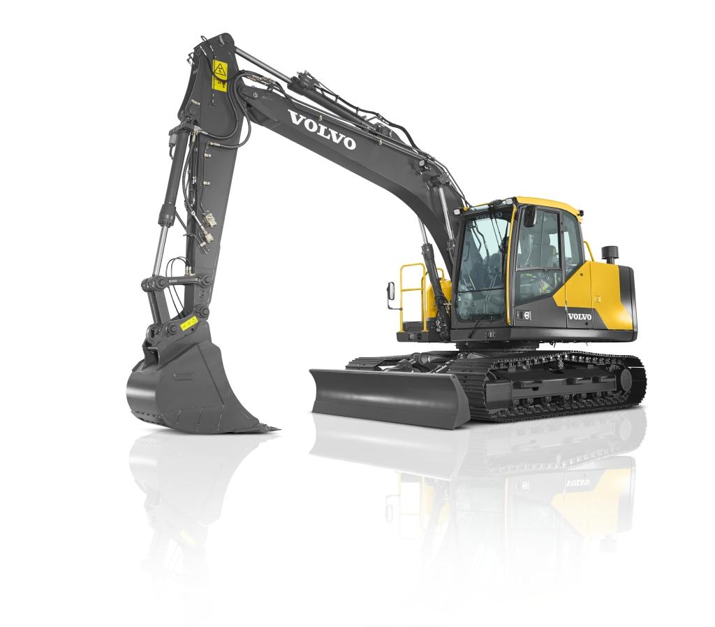 Large Excavators Bunton Plant Hire Kobelco Sk210 Wiring Diagram Volvo Ec140el