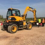 JCB Hydradig launch 3